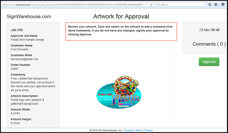 Layer3_approval for end user